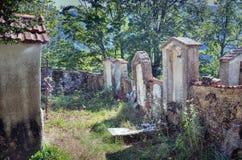 Reneuzzi ghost town abandoned Stock Image