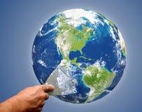 Renew The Earth Royalty Free Stock Photos