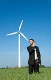 Renewable energy Stock Image