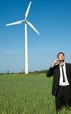 Renewable energy Royalty Free Stock Photo
