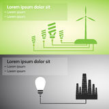 Renewable energy. Stock Images
