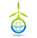 Renewable energy concept Stock Photos
