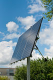 Renewable Energy - Photovoltaic Solar Panel Array Stock Images