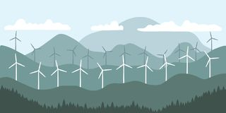 Renewable energy Stock Photography