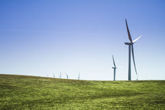 Renewable Energy Wind Turbine Royalty Free Stock Image