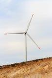 Renewable energy wind vane. stock photos