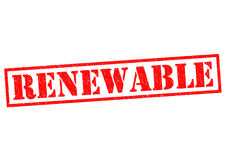 RENEWABLE Royalty Free Stock Photos