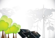 Renewable resources Stock Photo