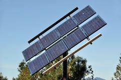 Renewable Solar Power Energy Panel Stock Image