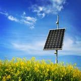 Renewable solar power Stock Photo