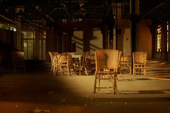 Renewed industrial heritage Stock Images