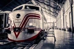 RENFE-Klasse 350 Royalty-vrije Stock Foto's