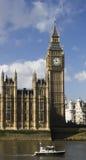 renferme le parlement de Londres Image libre de droits