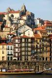 renferme Porto ribeira Photographie stock