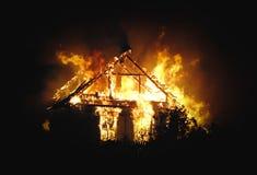 Renfermez l'incendie Image libre de droits
