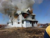 Renfermez l'incendie Photographie stock