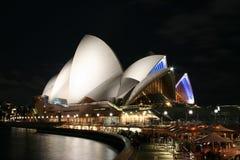 renfermez l'opéra Sydney photos libres de droits