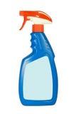rengörande packespray Royaltyfri Bild