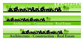 rengöringsduk för gradbeteckning för baneraffärskort vektor illustrationer