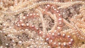 rengöringsduk för pärla för daggmorgonhalsband