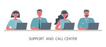 Rengöringsdukbaner av arbetare för appellmitt serviceservice för illustration 3d royaltyfri illustrationer