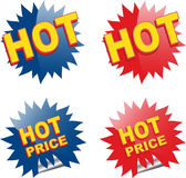 Rengöringsduksymboler för ecommerce Royaltyfri Fotografi