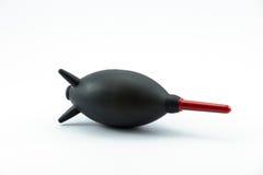 Rengöringsmedel för damm för silikonblåsare- eller för gummiluftblåsare pump för camer Royaltyfria Bilder