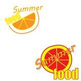 Reng?ringsduk isolerad orange white f?r fruktsaft Ny frukt och f?rgst?nk 3d realism, vektorsymbolsupps?ttning royaltyfri illustrationer