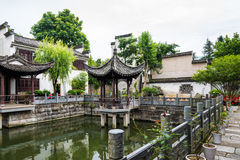 Renhe garden Royalty Free Stock Images
