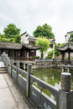 Renhe-Garten Stockfotografie