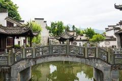 Renhe-Garten Stockbild