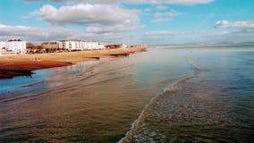 Renhet av havet Royaltyfria Foton