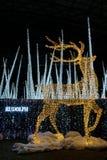 reniferowy Rudolph obrazy stock