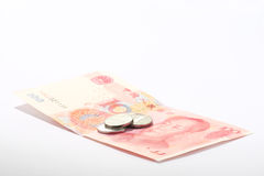 Renminbi Royalty Free Stock Photography