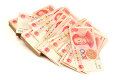 Renminbi Royalty Free Stock Photos