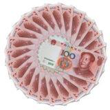 renminbi rmb Fotografering för Bildbyråer