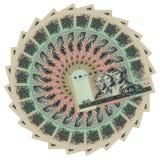 Renminbi (RMB) fotografia stock libera da diritti