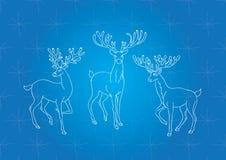 renne Images libres de droits