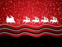 Renne de Noël illustration de vecteur