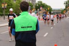 Rennen-Besatzung Lizenzfreie Stockbilder
