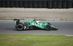 Rennen der Formel 1 in Zandvoort lizenzfreies stockbild