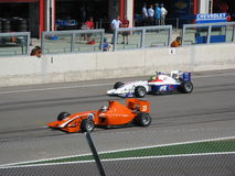 Rennen Imola 2009 der FIA-Formel-2 Stockfotografie