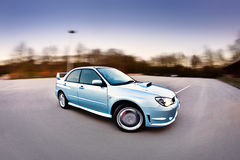 Rennen-Sammlung-Auto Stockbild