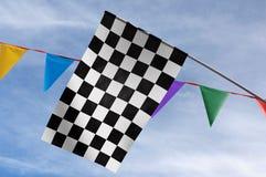 Rennen-Tag Lizenzfreie Stockfotografie