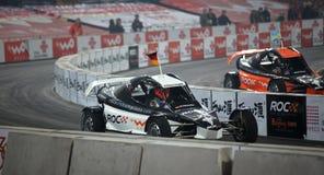 Rennen von Meistern 2009 - Schluss Stockbilder