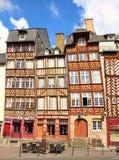 Rennes Imagen de archivo libre de regalías