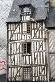 Rennes Royalty Free Stock Photography