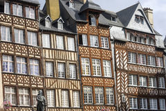 Rennes Foto de Stock Royalty Free