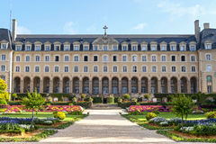 Rennes (Brittany), palácio histórico Fotografia de Stock