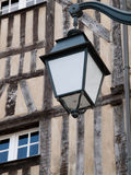 Rennes Historic Buildings Royalty Free Stock Photo